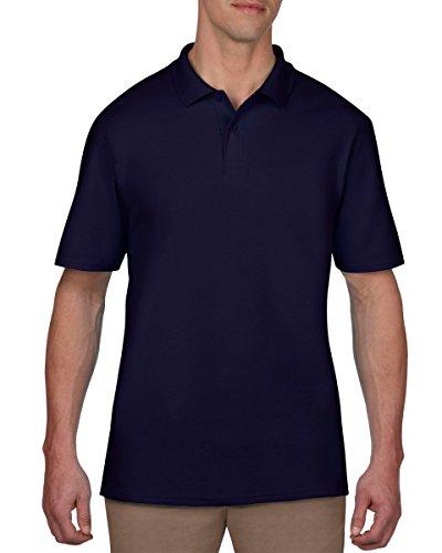 Anvil Herren T-Shirt Navy