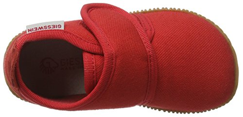 Giesswein  Strass - Slim Fit, Chaussons hauts, non doublés fille Rouge (311 / Rot)