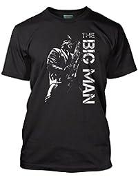 Bathroom Wall Clarence Clemons Bruce Springsteen & The E Street Band Inspired, Men's T-Shirt