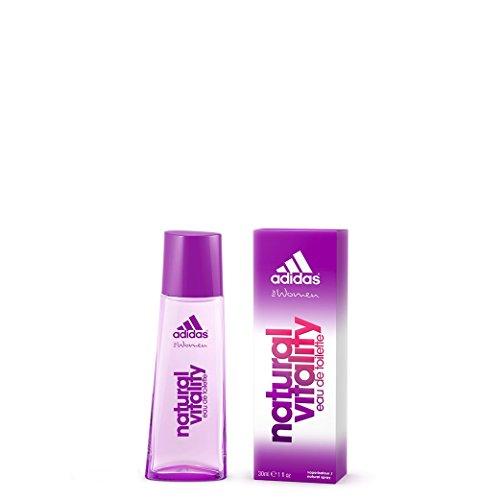 adidas Natural Vitality Eau De Toilette 30 ml, 1er Pack (1 x 30 ml)