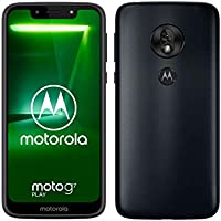 Motorola Moto g7 Play 5.7 Inch Android 9.0 Pie UK Sim-Free Smartphone with 2 GB RAM and 32 GB Storage (Single Sim), Indigo