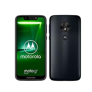 motorola moto g7 Play 5.7-Inch Android 9.0 Pie UK Sim-Free Smartphone with 2GB RAM and 32GB Storage (Single Sim) – Indigo