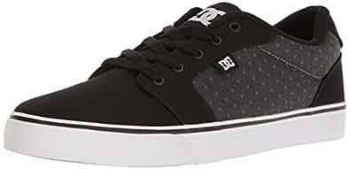 DC - Anvil Tx Se Lowtop Chaussure de jeunes hommes -, EUR: 38, Black/Polka Dot