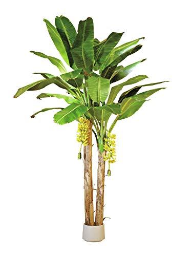 Europalms Bananenbaum, 440cm | Sehr großer Bananenbaum | Kunstpflanze