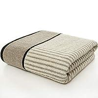 Produit taille: 70 * 140cmPoids du produit: 420gEmballage: 1 chargéMéthodes d'utilisation et d'entretien:1. L'endroit où la serviette est placée doit être maintenu ventilé et sec pour éviter les taches ou élever diverses bactéries et augmenter la dur...