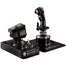 Thrustmaster Hotas Warthog (Hotas System, T.A.R.G.E.T Software, PC)