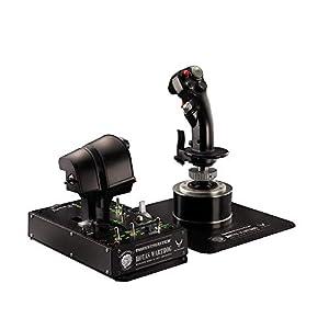 Thrustmaster F18 Hotas Stick AddOn (Joystick AddOn, für Hotas Warthog und Hotas Cougar, T.A.R.G.E.T Software, PC)01