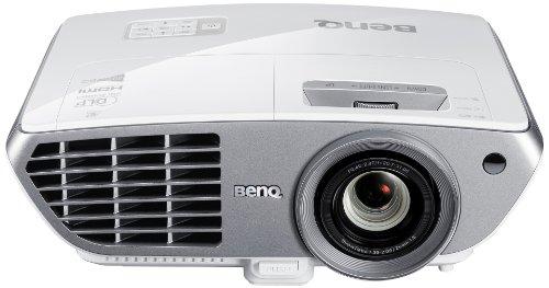 Shift Projektor-lens (BenQ W1300 3D-DLP-Projektor (Neu 3D, Full-HD 1920 x 1080 Pixel, Kontrast 10.000:1, 2000 ANSI-Lumen, Lens Shift, HDMI, USB inkl. 3D-Brille) weiß)