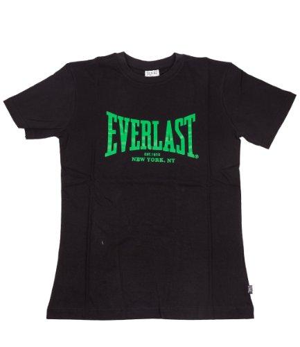 Everlast T-Shirt Treman Schwarz