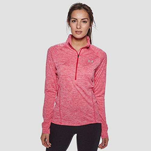 Under-Armour-Womens-Tech-12-Zip-Twist-Long-Sleeve-Shirt