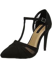 Dorothy Perkins Gazed, Zapatos de Tacón con Punta Cerrada para Mujer