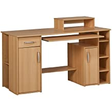 suchergebnis auf f r schreibtisch mit monitoraufsatz b robedarf schreibwaren. Black Bedroom Furniture Sets. Home Design Ideas