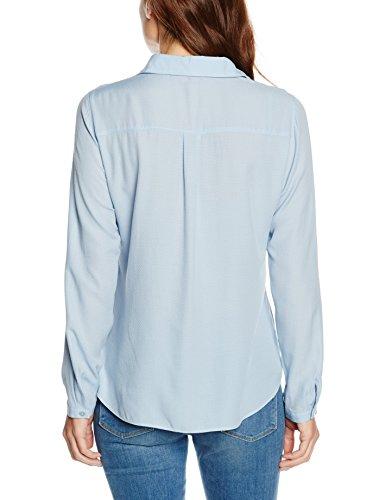 Gerry Weber Saison, Chemise Femme Bleu (Bleu 80650)