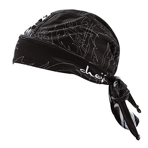 Atmungsaktives und schnell trocknendes Stirnband Radfahren Kopftuch Outdoor-Sport Fahrrad atmungsaktive Mütze schnell trocknende Sonnencreme UV-Fahrrad Stirnband Damen Herren Fahrrad Motorrad fahren f