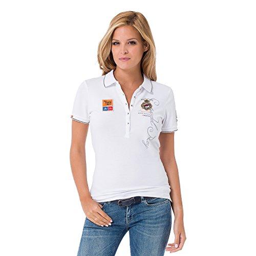 Gaastra -  Polo  - Donna bianco Large