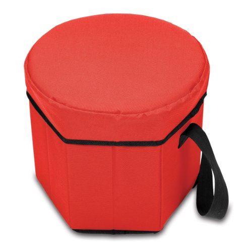 picnic-time-bongo-insulated-collapsible-cooler-red
