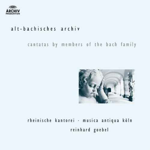 Alt-Bachisches Archiv - Les Archives de la famille Bach
