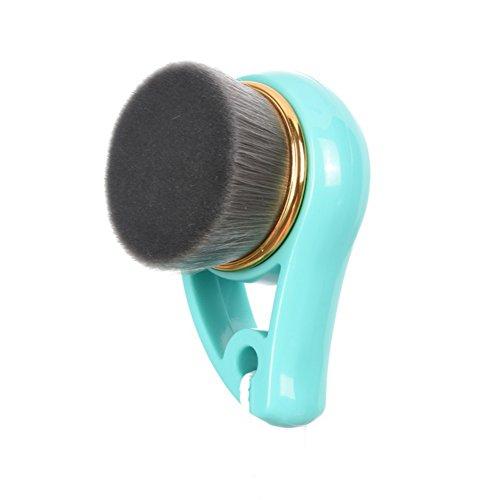 KAYI 1 PC Fibre de charbon de bambou doux visage dense nettoyage brosse de nettoyage multi-usage pinceau de maquillage