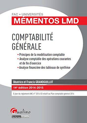 Comptabilité générale 2014-2015