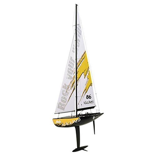 Racing-Segel-Yacht NAULANTIA 1:2...
