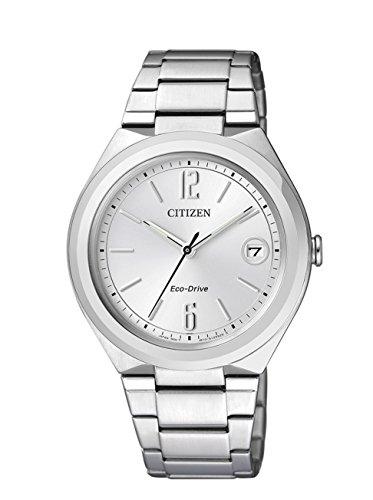 Citizen  FE6020-56A – Reloj de cuarzo para mujer, con correa de acero inoxidable, color multicolor