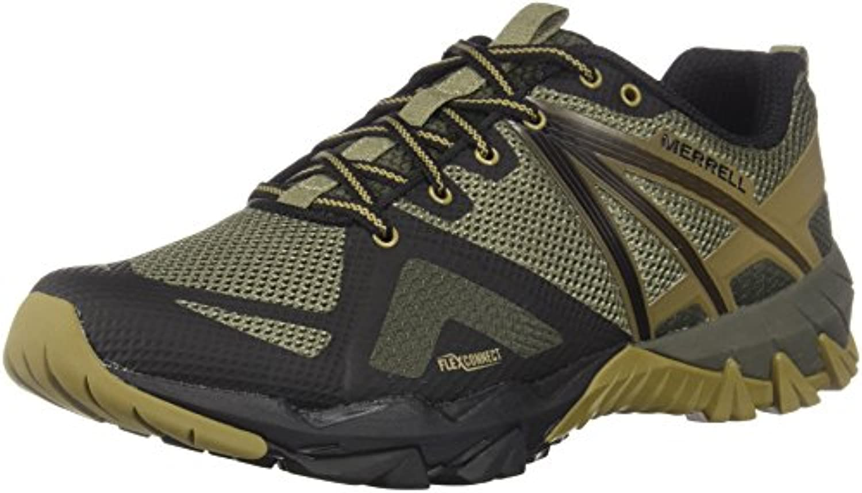 Merrell Mens MQM Flex Breathable Mesh Lined Hybrid Walking Shoes