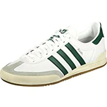 Adidas Jeans White Green Brown 425