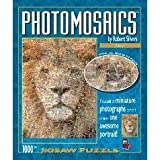 Lion photomosiac puzzle by American Puzzles