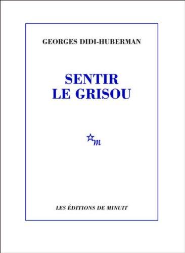 Sentir le grisou par Georges Didi-Huberman