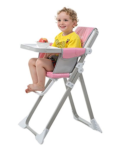 Portable Baby Hochstuhl Folding (XWZ Kinderstühle Babystühle Portable Folding Babystühle Esstische und Stühle Baby Esszimmerstuhl Verschiedene ( Farbe : E ))