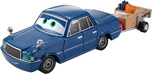 Trent Crow Tow Cars Disney Mattel