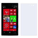 4ProTec I 4 x ENTSPIEGELNDE Displayschutzfolie Bildschirmschutzfolie von für Nokia Lumia 928 (Lumia 925) - Nahezu blendfreie Antireflexfolie