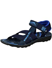 Jabra Ns-2 Sky Blue Fashionably Top Quality Casual Sandals For Men In Various Sizes (Ns-2 Sky Blue)