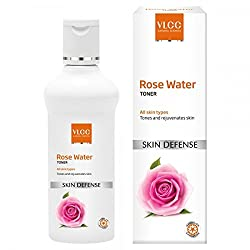 VLCC Rose Water Toner Pack of 2