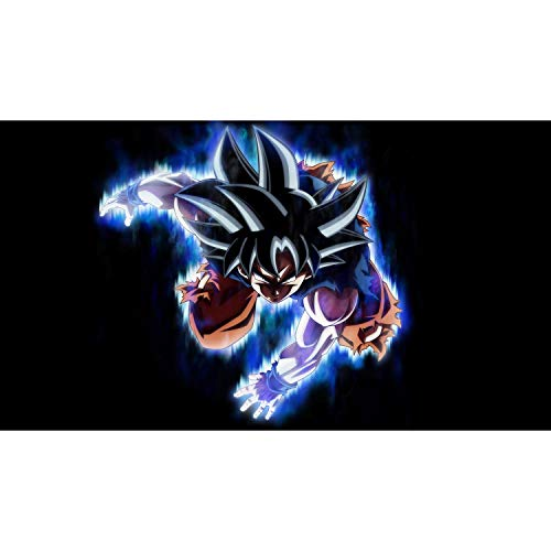 Poster Affiche Dragon Ball Super Son Goku Master Super