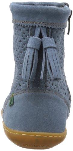 El Naturalista N262 Lux Suede Vaquero / El Viajero, Desert boots femme Bleu (Vaquero)