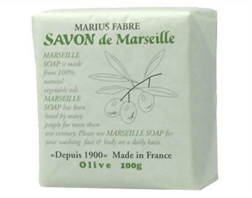 SAVON de Marseille Olive 100g (japan import)