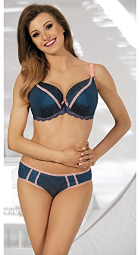 AVA Damen Full Cup Bügel BH 1332 Aquamarine