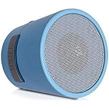 TDK 948717 TDK - Altavoz portátil (Bluetooth, 3.5 mm, USB) color  azul