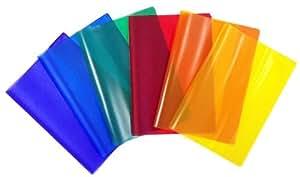 HUGU Heftumschlag A4, Farbe:Blau