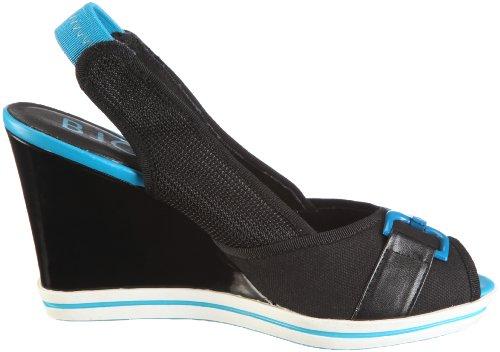 Björn Borg Footwear Hillyard 01, Sandales mode femme Noir - V.9