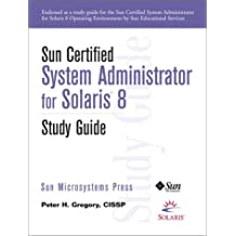 Sun Certified System Administrator for Solaris 8 Study Guide (Sun Microsystems Press)