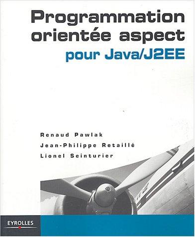 Programmation orientée aspect pour Java / J2EE