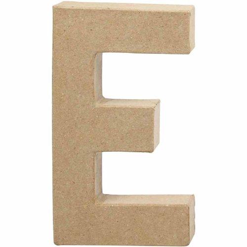 Buchstabe, groß, H: 20,5 cm, E, 1 Stck. (Groß Buchstaben Styropor)