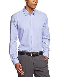 Strellson Premium Herren Slim Fit Businesshemd L-Quentin