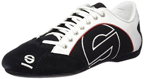 sparco-basket-esse-tissu-taille-44-couleur-noir