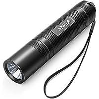 Anker LC40 Taschenlampe Praktische LED Taschenlampe, Superhell 400 Lumen Cree LED, IP65 Wasserfest, 3 Einstellungen Hell/Niedrig/Blinkfunktion für Campen, Wandern, Fahrradfahren und Notfälle