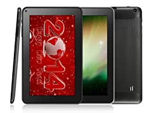 "TabExpress DUAL CAMERA 9"" inch Dual core Tablet WIFI-1G RAM-8G HDD 2014 Model"