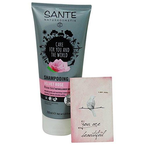 sante-shampoo-delicato-alla-rosa-e-proteine-della-seta-vegan-senza-lattosio-senza-glutine-