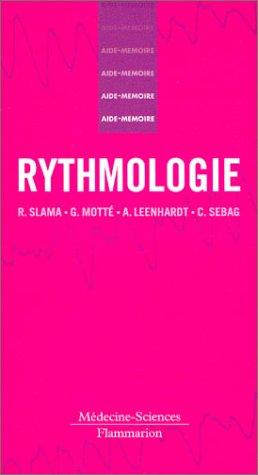 Aide-mémoire : Rythmologie